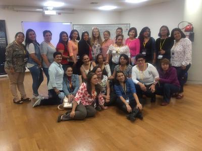 Evelyn Romero fue ponente en el Seminario sobre Fortalecimiento de la Política sobre primera Infancia y Educación Inicial