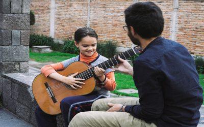 Manifestaciones de la Guitarra