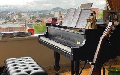 ¿Porque todos los músicos estudian Piano?